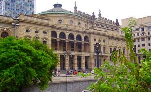 Teatro Municipal, São Paulo, Brasil
