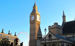 Big Ben, Londres, Inglaterra, Reino Unido
