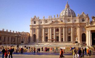 Basilica di San Pietro , Roma, Itália